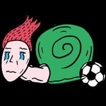 吉祥体育足球-绿衣服球员贴图 messages sticker-10
