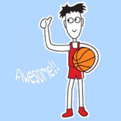 BasketBallFansStickers messages sticker-10