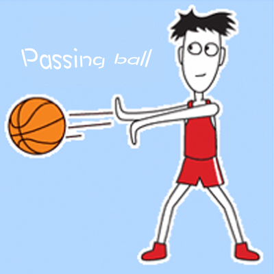 BasketBallFansStickers messages sticker-9