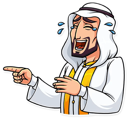 Sheikh Stickers Pack messages sticker-1