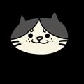 Gray Kitties messages sticker-6