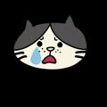 Gray Kitties messages sticker-9