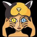 Qiqi+ messages sticker-10