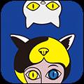 Qiqi+ messages sticker-1