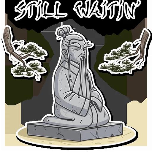 Daoist Elimination messages sticker-1