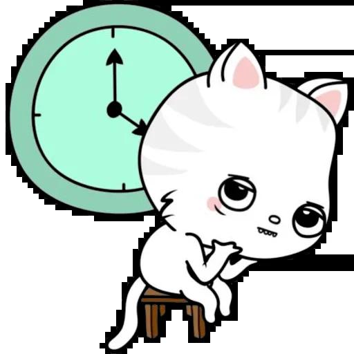 Kitty Cutty messages sticker-10