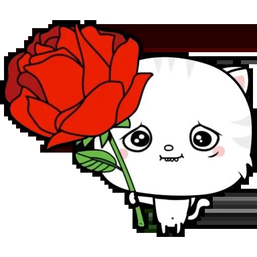Kitty Cutty messages sticker-9
