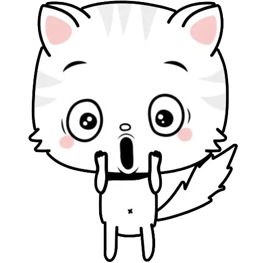 Kitty Cutty messages sticker-4