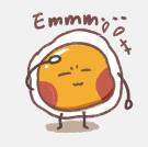 一颗煎蛋 messages sticker-5