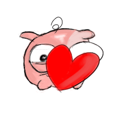Lovely Piglet messages sticker-5