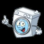 小小洗衣机 - Little Washer Sticher messages sticker-6