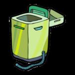 小小洗衣机 - Little Washer Sticher messages sticker-7