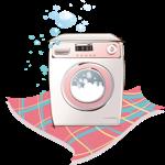 小小洗衣机 - Little Washer Sticher messages sticker-4