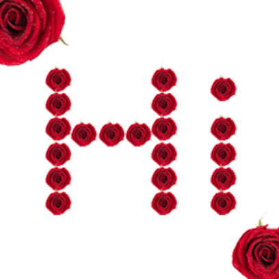 Lovely Roses Sticker messages sticker-1