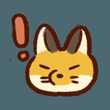 MiniFoxes messages sticker-10