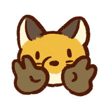MiniFoxes messages sticker-6