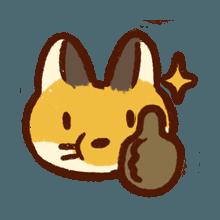 MiniFoxes messages sticker-5