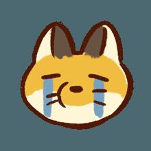 MiniFoxes messages sticker-4