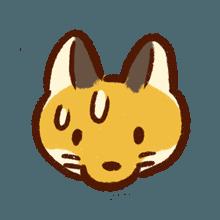 MiniFoxes messages sticker-8