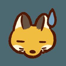 MiniFoxes messages sticker-7