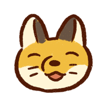 MiniFoxes messages sticker-2