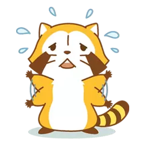 CaptainRaccoon messages sticker-4