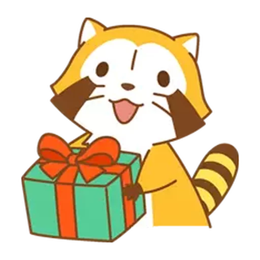 CaptainRaccoon messages sticker-5