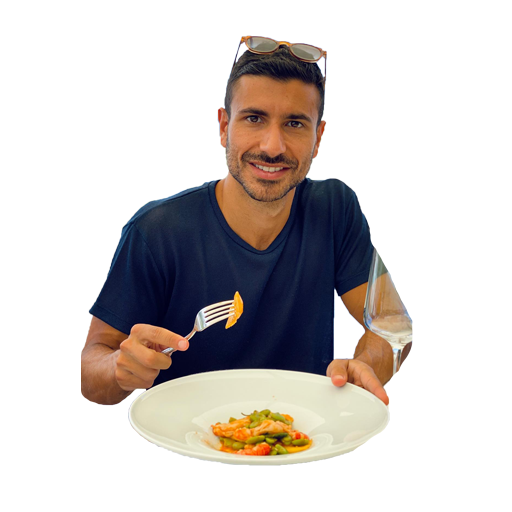 Cotto al Dente: Food & Fitness messages sticker-8