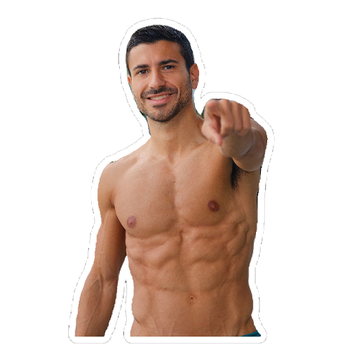 Cotto al Dente: Food & Fitness messages sticker-4