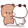 Cool Bear messages sticker-9