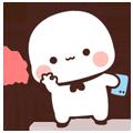 Cool Bear messages sticker-2