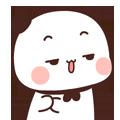 Cool Bear messages sticker-8