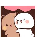 Cool Bear messages sticker-4