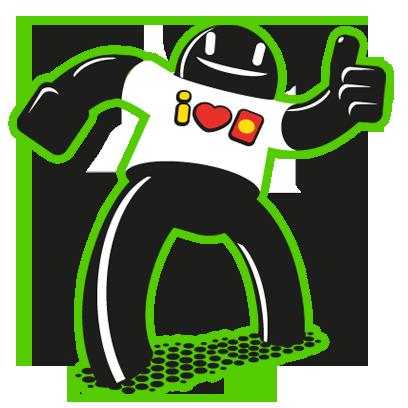 Giant Killer Robots Stickers messages sticker-9