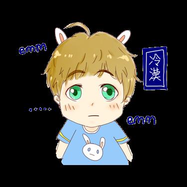 哔咔漫画 - 二次元连载漫画 messages sticker-4