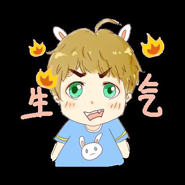 哔咔漫画 - 二次元连载漫画 messages sticker-8