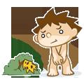CaveBoy-Sticker messages sticker-5