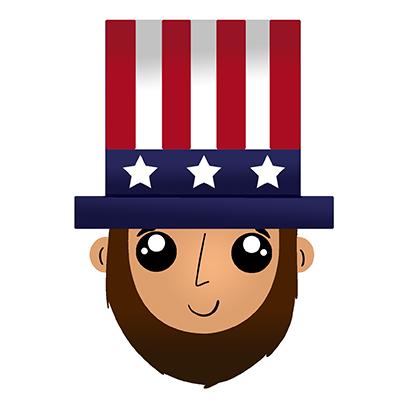 American Patriots messages sticker-5