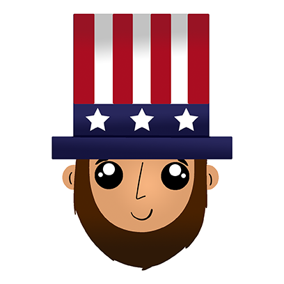 American Patriots Stickers messages sticker-5