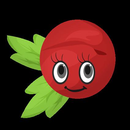 红柿果 messages sticker-1