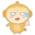 Xiao Goku messages sticker-4