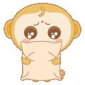 Xiao Goku messages sticker-1