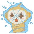 Xiao Goku messages sticker-0