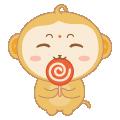 Xiao Goku messages sticker-10