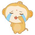 Xiao Goku messages sticker-8