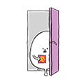 MrEgg messages sticker-0