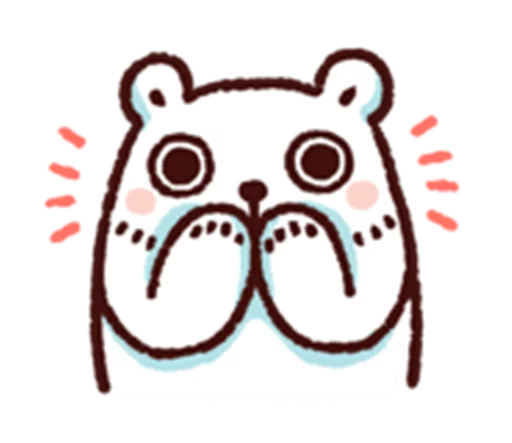 白白心情 messages sticker-10