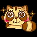 LeopardCat messages sticker-5