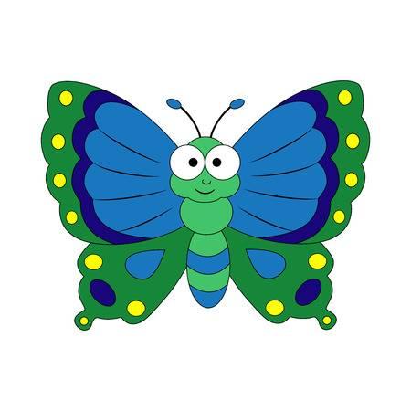 蝴蝶2020-butterfly stickers messages sticker-10