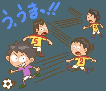 少年足球 messages sticker-4